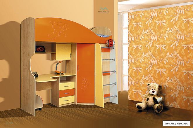 Набор детской мебели Юниор-3