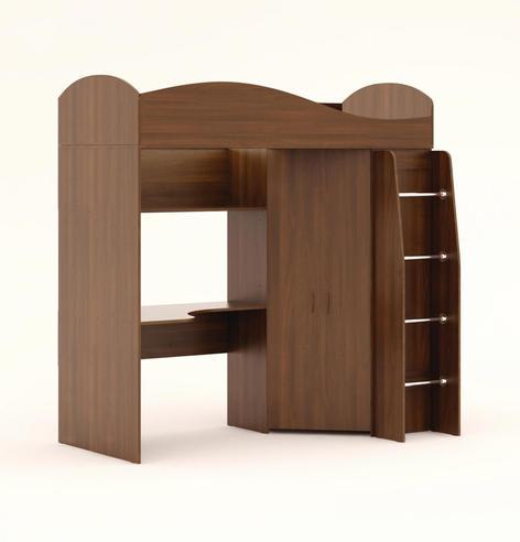 Детский комплекс с угловым шкафом и столом Д-01
