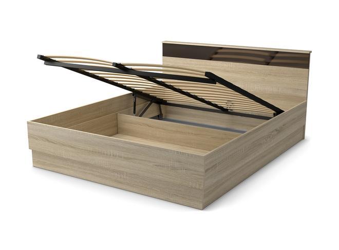 """ФН- Кровать с подъёмным механизмом """"Линда"""" (1600х2000) (Гайва)"""
