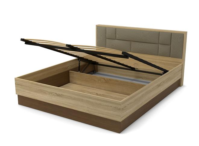 """ФН- Кровать с подъёмным механизмом """"Виконт"""" (1600х2000) (Гайва)"""