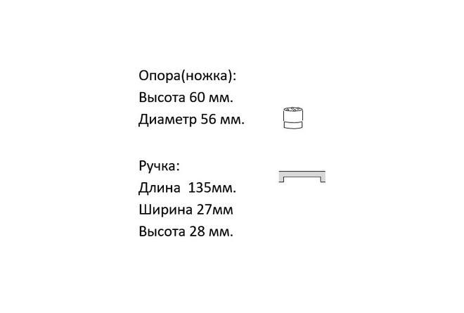 ФН- Шкаф трехстворчатый ШК-301 с зеркалом (РииКМ)