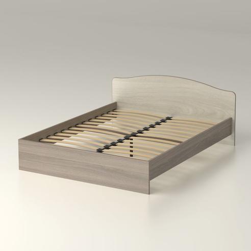 Кровать Фея-22 с ортопедическим основанием (1400х2000)