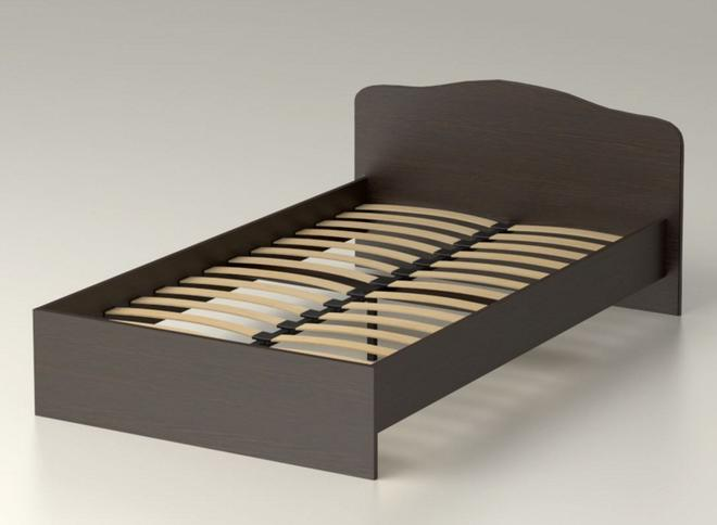 Кровать Фея-22 с ортопедическим основанием  (1200х2000)