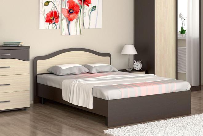 Кровать Лиана с ортопедом (1400х2000)
