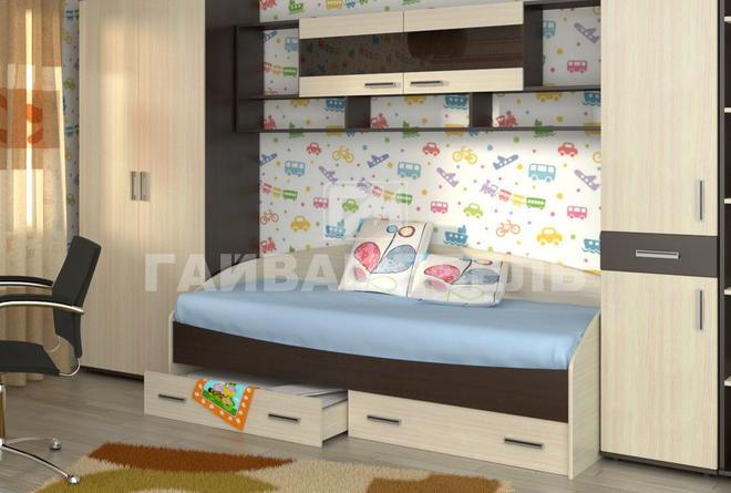 Кровать Максимка 800х1900