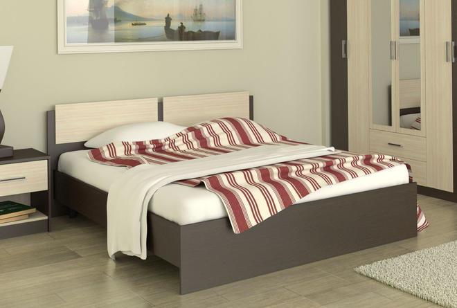 Кровать с ортопедом Танго (1600х2000)
