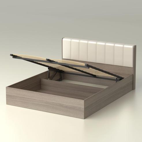 Кровать с подъёмным механизмом Рондо (1600х2000)