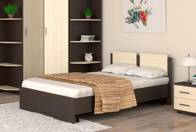 Кровать Танго с ортопедом (1200х2000)