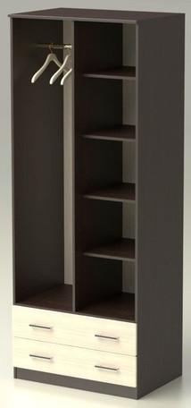 Шкаф 2-х створчатый Танго