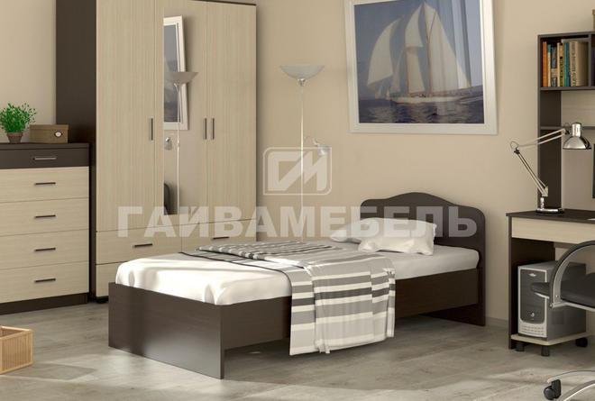 кровать с ортопедическим основанием Фея-22 (900х2000)