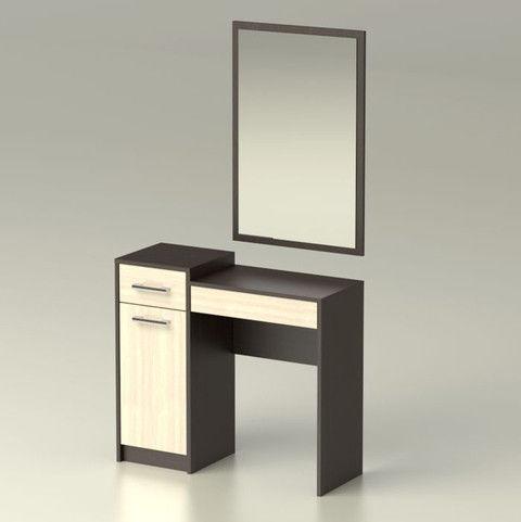 Столик туалетный Танго с зеркалом
