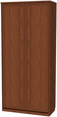 Кровать подъёмная вертикальная К-02 с зеркалом (900х2000)