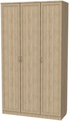 Шкаф 3-х дверный АРТ-106 с 2-мя зеркалами