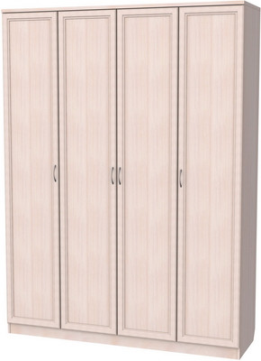 Шкаф 4-х дверный АРТ-109