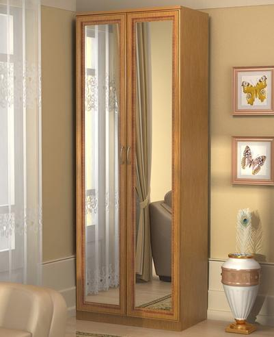 Шкаф АРТ-101 с 2-мя зеркалами