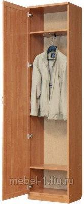 Шкаф АРТ-107 с выдвижной штангой