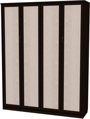 Кровать подъёмная 1600х2000 К-04 с зеркалами (7 вариантов цвета)