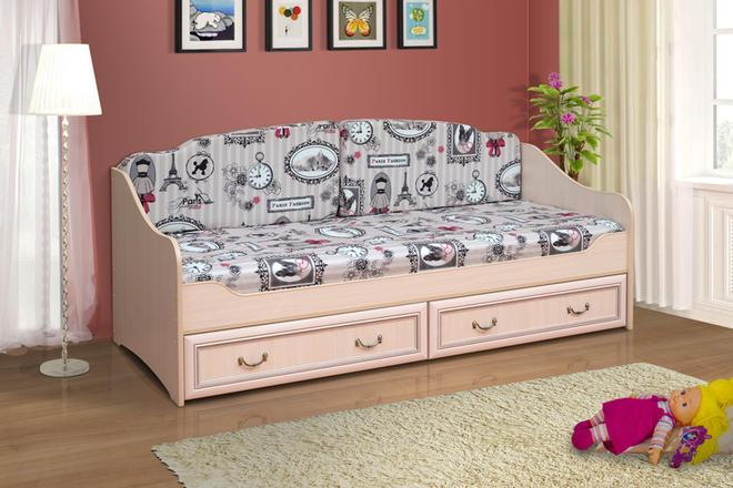Кровать  Фант-Мебель Омега 7 рамочная