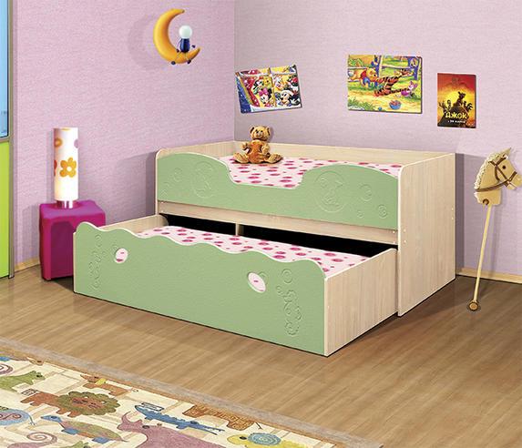 Кровать двухъярусная  Фант-Мебель Омега 11