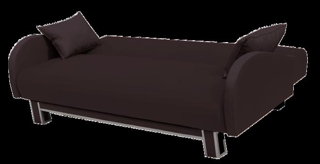 """МГ- Диван-кровать """"Поло"""" с подлокотниками. 12 расцветок"""
