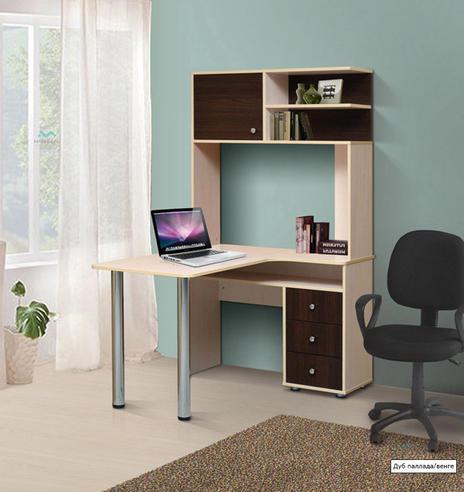 Стол для компьютера-2 СК-2 ЛДСП