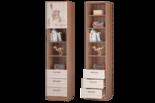"""Модульная детская """"Вояж"""" Шкаф для книг с ящиками"""