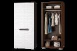"""Модульная гостиная """"Вика"""" Шкаф для одежды"""