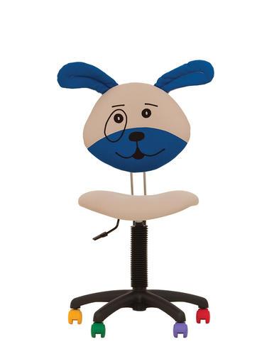 """МР- Кресло детское компьютерное поворотное """"Собака"""" For kids GTS RU DOG"""