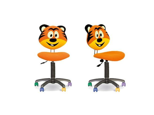 """МР- Кресло детское компьютерное поворотное """"Тигр"""" For kids GTS RU TIGER"""