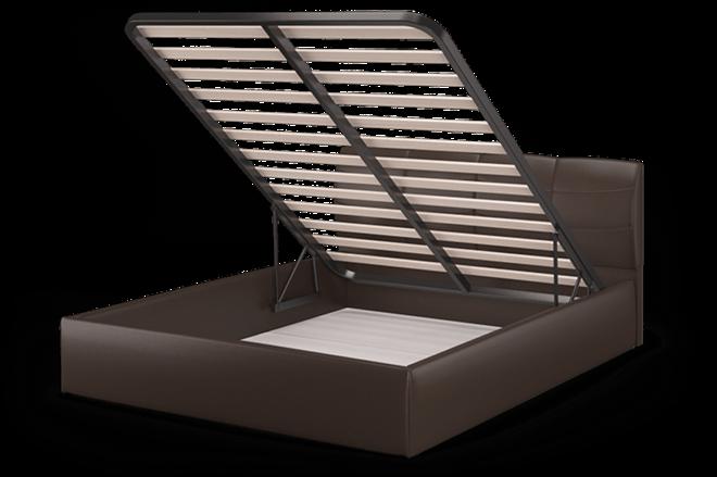 """МР- Кровать """"Ривьера"""" 1400х2000 мм. с подъёмным механизмом"""