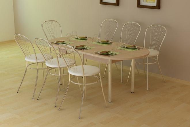 Стол кухонный Квартет Раскладной