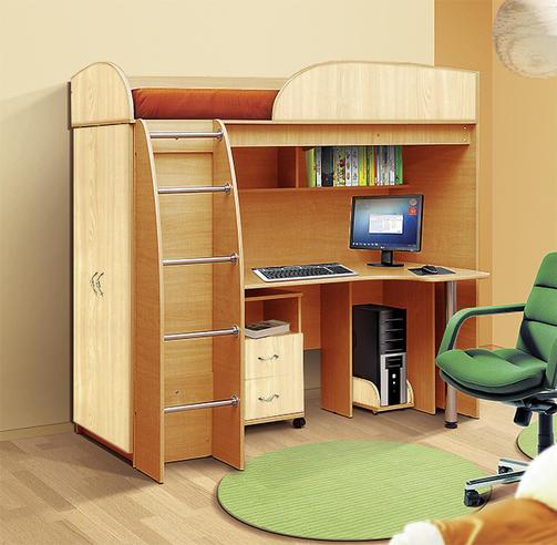 Набор мебели для  школьника  Фант-Мебель Омега 3