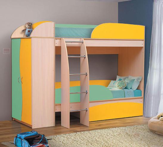 Набор мебели для  школьника  Фант-Мебель Омега 4А