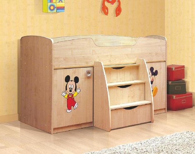 Набор мебели для  школьника  Фант-Мебель Омега 5 ЛДСП