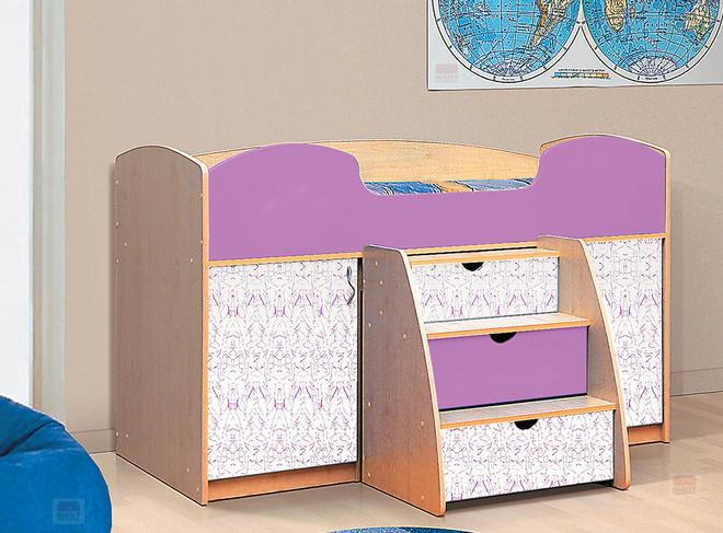 Набор мебели для  школьника  Фант-Мебель Омега 5 МДФ