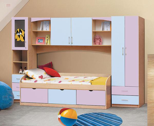 Набор мебели для  школьника  Фант-Мебель Омега 7