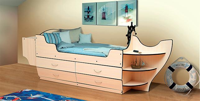 Набор мебели для школьника  Фант-Мебель Омега 13