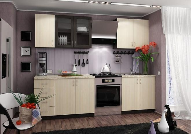 Кухонный гарнитур Татьяна 2 метра