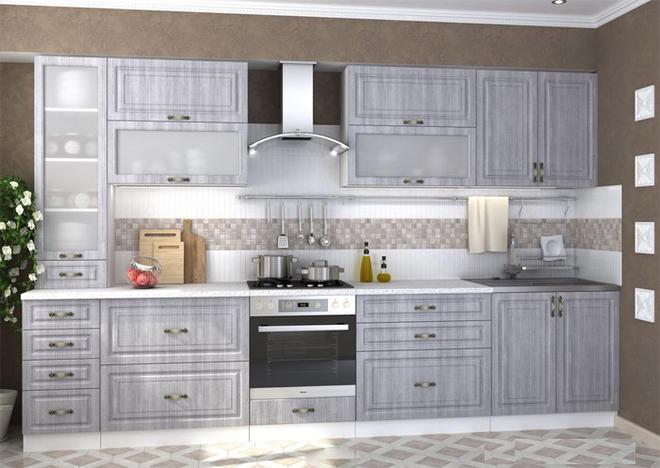 Модульная кухня Юлия  МДФ