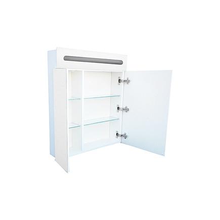 Шкаф-зеркало ДОМИНО Аврора 65 с подсветкой LED