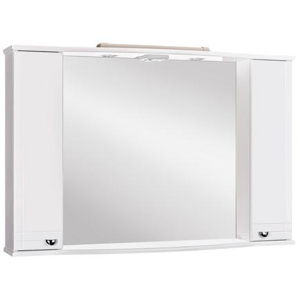 Шкаф-зеркало ДОМИНО Элегант 105-Эл с электрикой