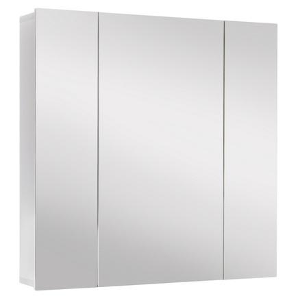 Шкаф-зеркало ДОМИНО Хеппи 76 L/R левый/правый