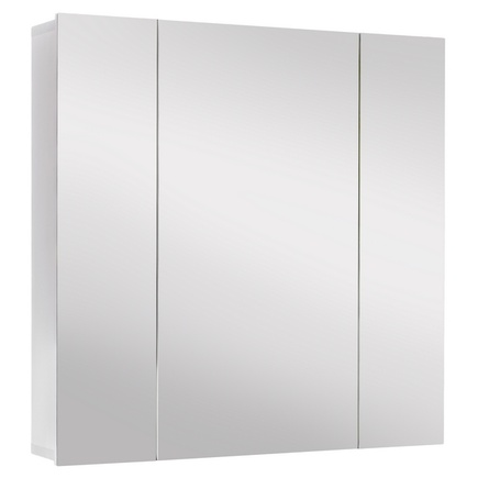 Шкаф-зеркало ДОМИНО Оскар 70 L/R левый/правый