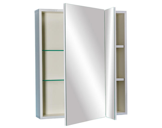 Шкаф-зеркало ДОМИНО Стайл 60 Нова L/R левый/правый