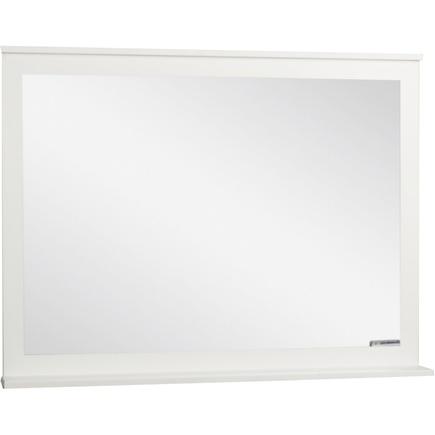 Зеркало Домино Belle 105 Белый матовый