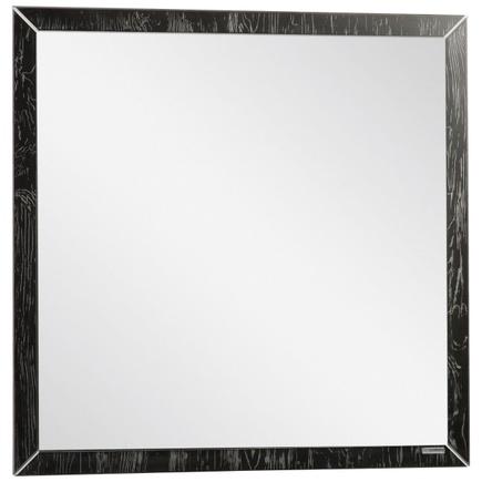 Зеркало Домино Феличе 80 Чёрный с серебром