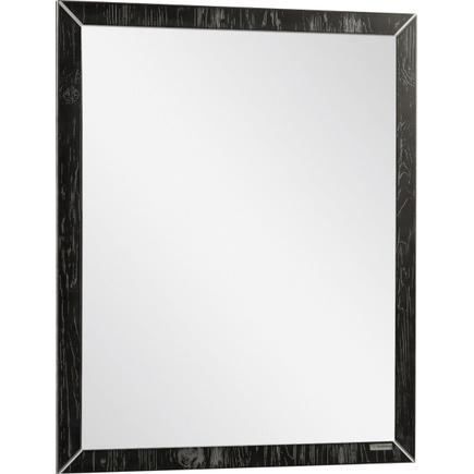 Зеркало Феличе 65 Чёрный с серебром Домино